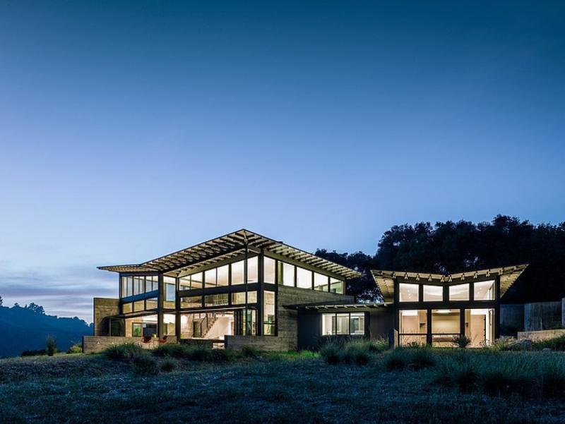 บ้านแสนสบาย ท่ามกลางธรรมชาติของสายลมและแสงแดด