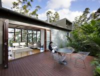 บ้านชั้นเดียว ไอเดียบรรยากาศสวนเขียวแบบธรรมชาติ