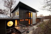 บ้านรุ่นใหม่ สีดำโมเดิร์นกับไอเดียเพื่อโลกสวย
