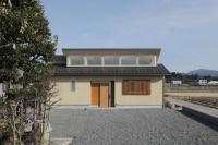 บ้านหลังเล็ก เรียบง่าย ในชนบทสไตล์ดั้งเดิมญี่ปุ่น