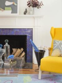 แบบบ้านแต่งเสริม สีสันคัลเลอร์ฟูล เติมสีให้บ้านสุดชิค