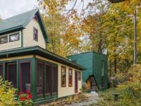 บ้านพักตากอากาศ ท่ามกลางวิวธรรมชาติแบบพาโนรามา