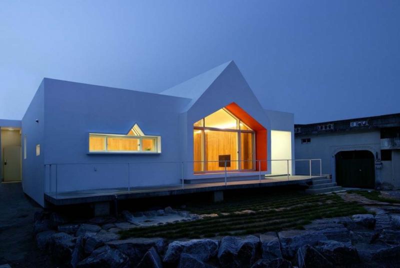 บ้านพักขนาดเล็ก กะทัดรัดทันสมัยmodular ทีกำลังได้รับความนิยม