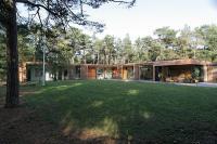 บ้านไม้ชั้นเดียว แบบโมเดิร์น ในสวีเดน