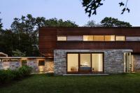 บ้านเก่าได้รับการรีโนเวทใหม่ ท่ามกลางธรรมชาติ