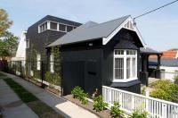 บ้านสวยสองสไตล์ มนต์เสน่ห์แห่งสีดำ black-house