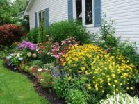 จัดสวนสวยให้ส่วนตัว ไอเดีย ด้วยสีสันลวดลายแบบธรรมชาติ