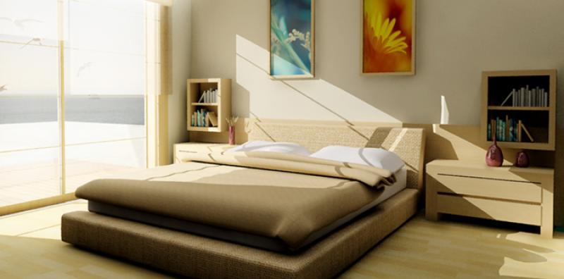 ห้องนอน เพื่อเสริมนอนหลับด้อย่างสบายใจ