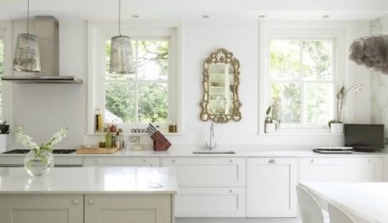 สิ่งต้องห้ามในห้องครัว กระจกเงา