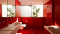เลือกใช้สีภายในห้องน้ำ สำหรับธาตุดิน