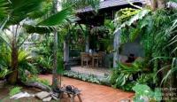 จัดสวนในบ้านอย่างไรให้เป็นมงคล