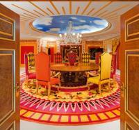 สไตล อารบิค dinning room