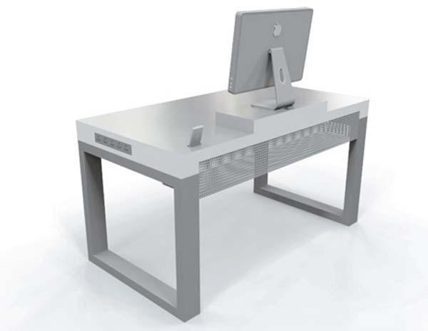 ตกแต่งห้องทำงาน ด้วยโต๊ะทำงาน